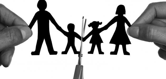 استشارات قانونية في الطلاق