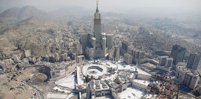 محامي استشارات في مكة المكرمة :